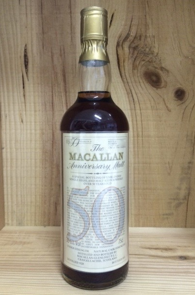 MACALLAN 50 YEARS 1928