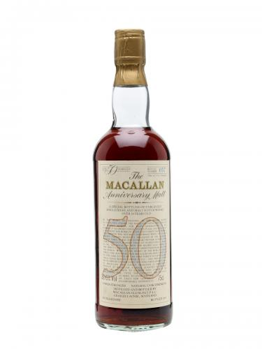 Macallan 1928 50 years old