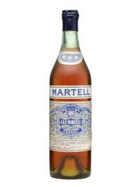 Cognac Martell Very Old Pale Vintage 1950