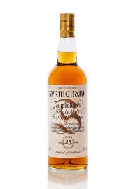 Springbank 45 Year Old Millennium set