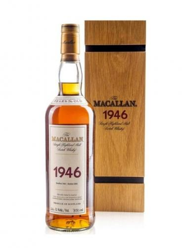 Macallan 1946 56 Year Old