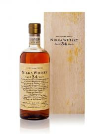 Nikka 34 Year Old whisky