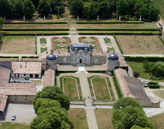 Remarkable castles in Bordeaux